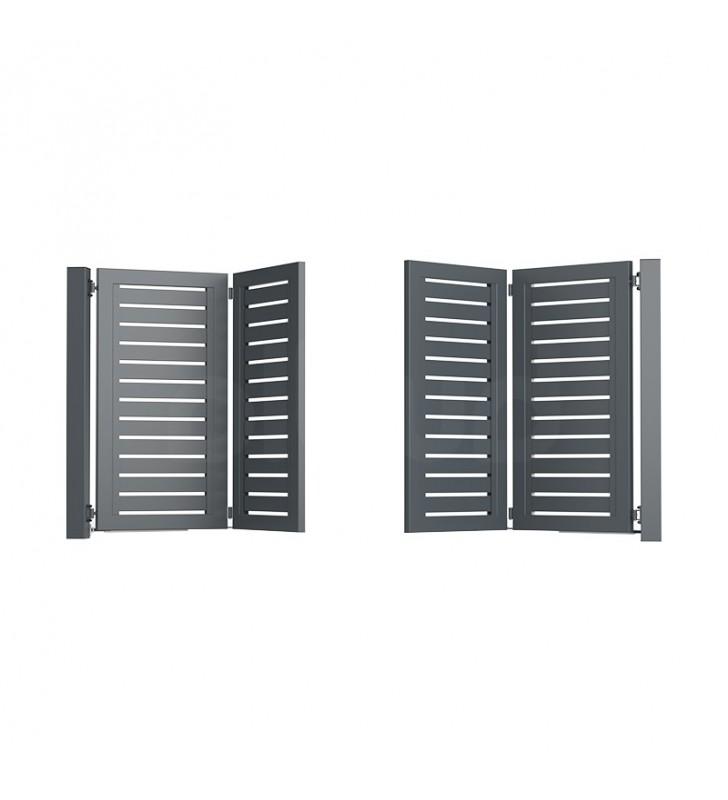 brama składana harmonijkowa konsport pp002 p82