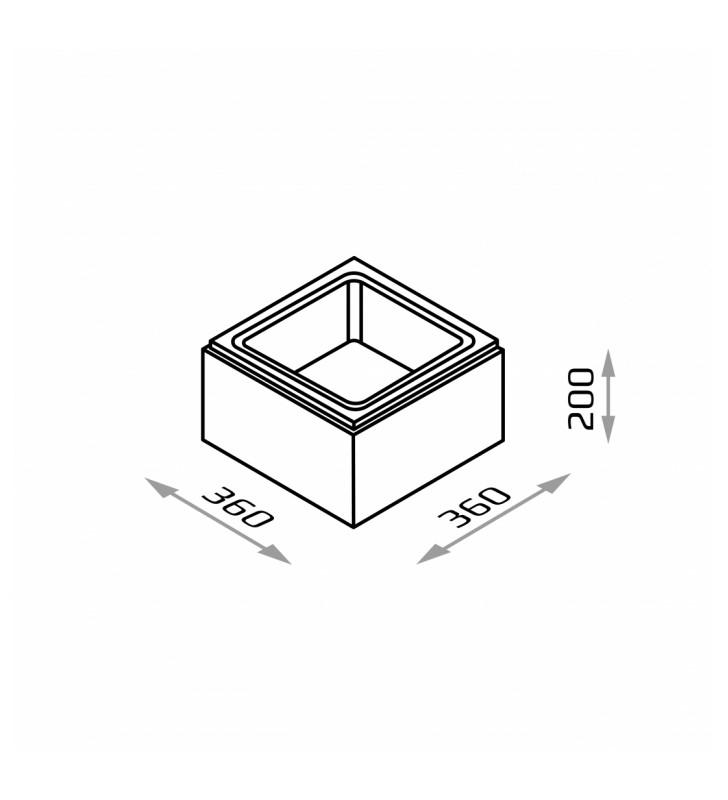 bloczek-na-ogrodzenie-murowane-nowoczesne-joniec-roma-classic-brdm-wymiar