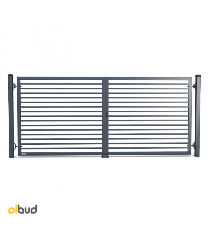 nowoczesna-brama-skrzydlowa-konsport-pp002p-poziome-lamele-front