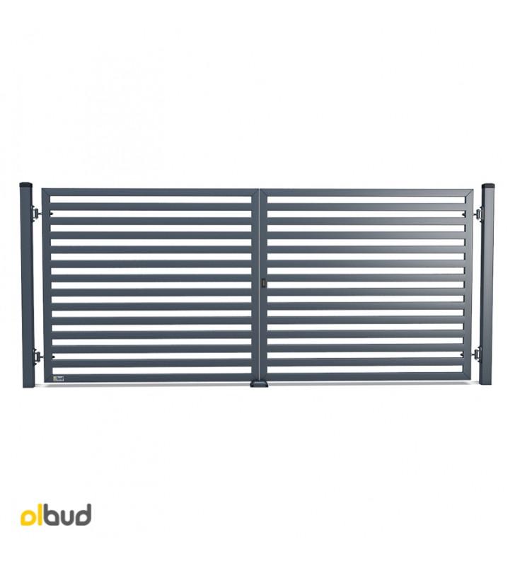 nowoczesna-brama-skrzydlowa-konsport-p64-poziome-lamele-front