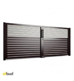 nowoczesna-brama-skrzydlowa-konsport-p82-colore-1-poziome-lamele