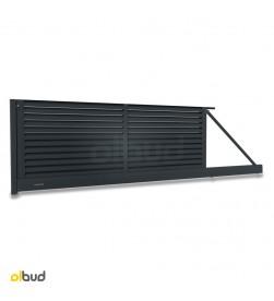 brama-przesuwna-nowoczesna-aluminiowa-zaluzja-n01-alfen-grafit-4000x1511mm