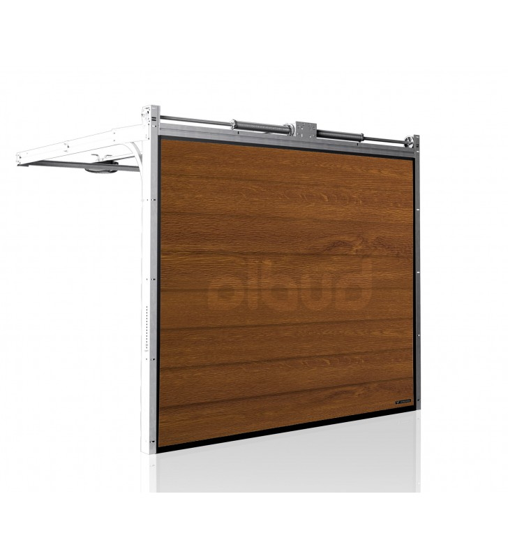 brama-segmentowa-wisniowski-unipro-zloty-dab-automatyczna-przetloczenia-wysokie-40mm-panel