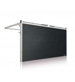 brama-segmentowa-wisniowski-ciepla-prime-modern-graphite-automatyczna-przetloczenia-gladkie-60mm-panel