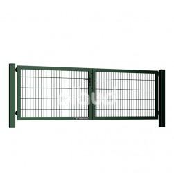 brama-skrzydlowa-panelowa-2d-wisniowski-gardia-3000x1000mm-6005