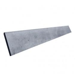 podmurowka-nowoczesna-grafitowa-beton-architektoniczny-30cm