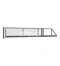 brama-przesuwna-panelowa-gardia-wisniowski-vega2d-4500x1000mm-grafit