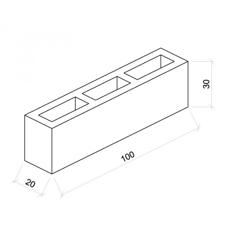 nowoczesny-gladki-bloczek-na-ogrodzenie-kost-bet-long-bialy