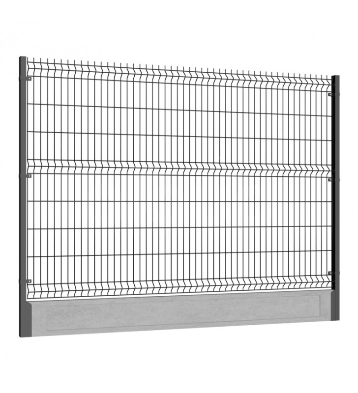 przykladowa-realizacja-ceownika-z-podmurowka-i-panelem-ogrodzeniowym-kolor-ral7016