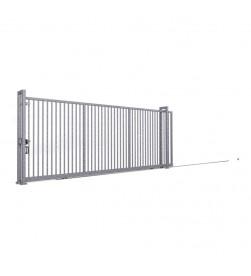 brama przesuwna na kołach WI Wiśniowski 7000 mm ocynk