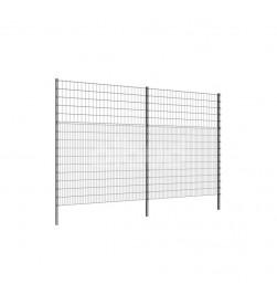 panel ogrodzeniowy vega 2d super i super sport 3100 mm ocynk