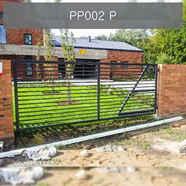 konsport pp002p ogrodzenie poziome nowoczesne