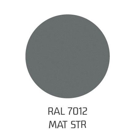 kolor-ral7012matstr