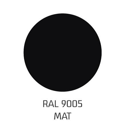 ral9005 mat