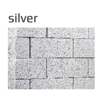 kolor silver