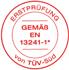 Certyfikacja wg. EN 13241-1