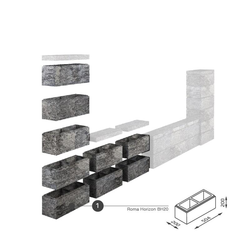 nowoczesne-bloczki-gladkie-na-ogrodzenie-joniec-roma-horizon-bh20-schemat