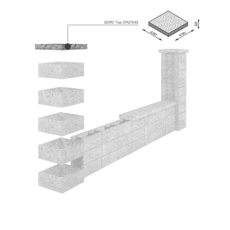 daszek-na-ogrodzenie-joniec-gorc-top-lupany-cpgts43-schemat