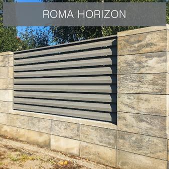 bloczki gładkie roma horizon