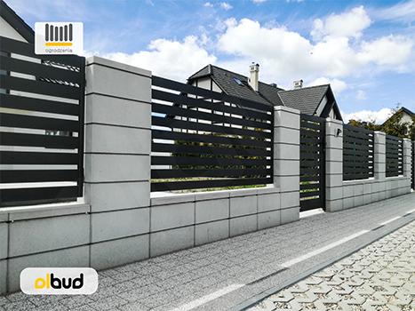 bloczki ogrodzeniowe KOST-BET