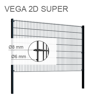 panele-ogrodzeniowe-vega-2d-super-wisnio