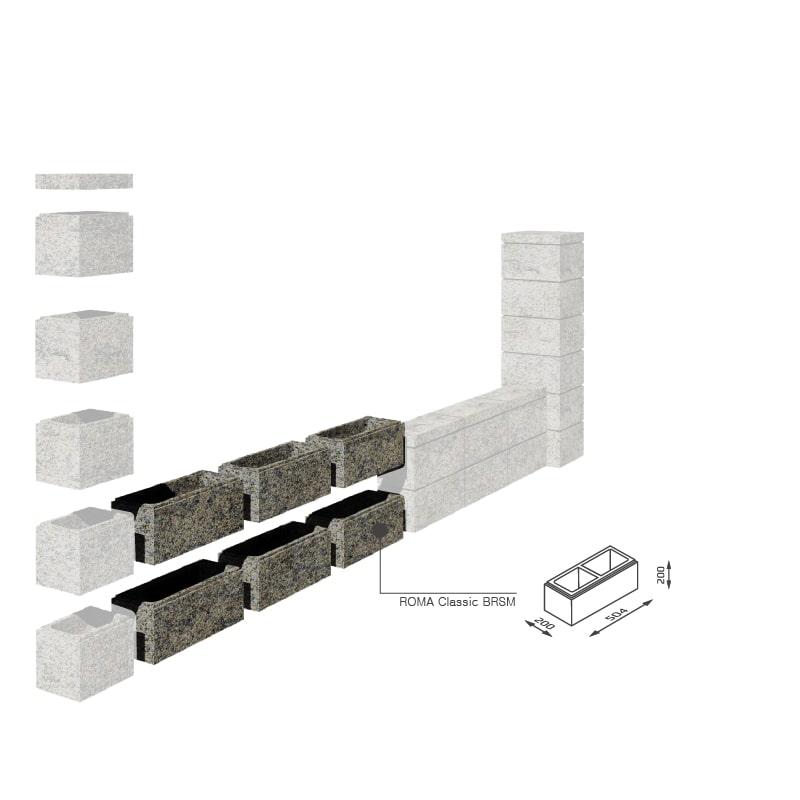 bloczek-na-ogrodzenie-murowane-nowoczesne-joniec-roma-classic-brsm-schemat