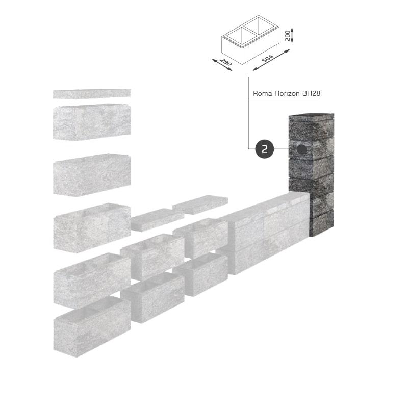 nowoczesne-bloczki-gladkie-na-ogrodzenie-joniec-roma-horizon-bh28-schemat