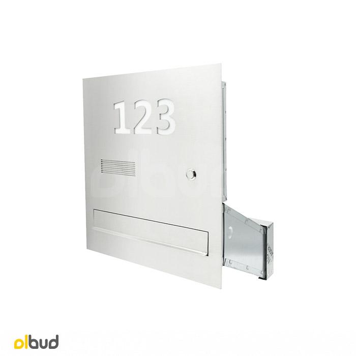 skrzynka personalizowana z domofonem SDDAP 26-41 cm