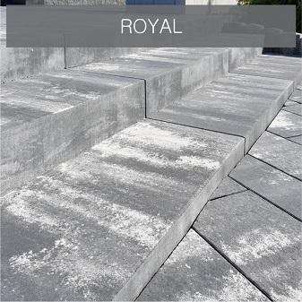 stopnie schodowe gładkie kost-bet royal
