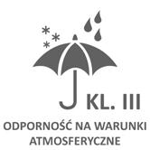 odporność na warunki atmosferyczne