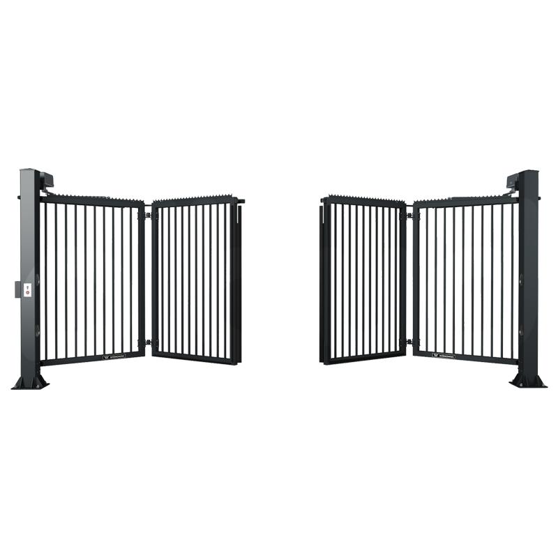 bramy składane v-king